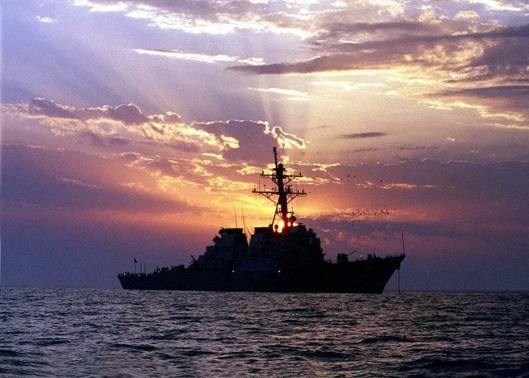 США готовят провокацию на Чёрном море?