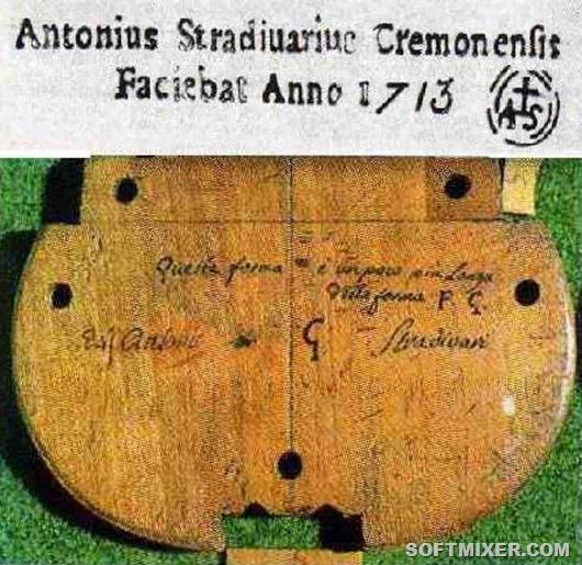 Секрет величайшего Антонио Страдивари