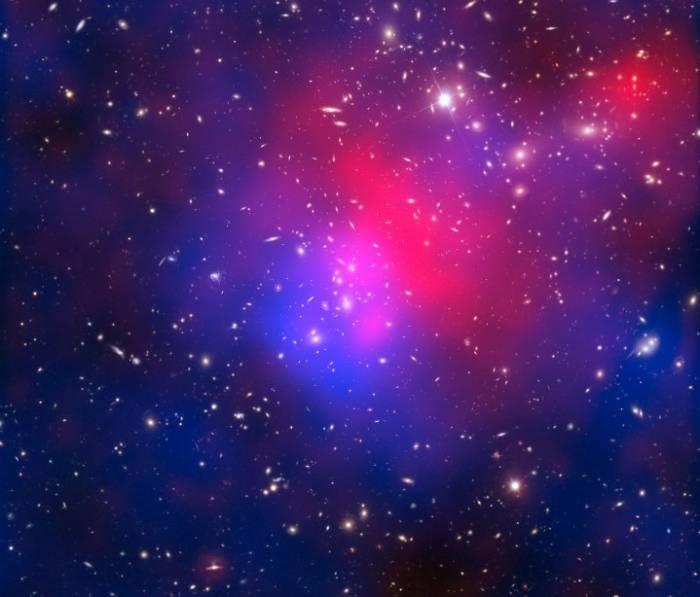Астрономы обнаружили, что за диском Млечного пути скрывается сотни неизвестных галактик