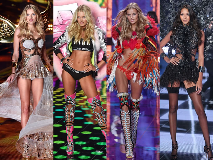 Шоу-показ Victoria's Secret 2014-2015