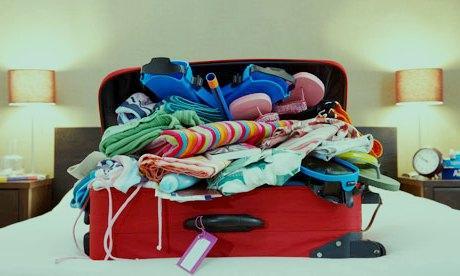 Как взять с собой только один чемодан: секреты отпускного гардероба