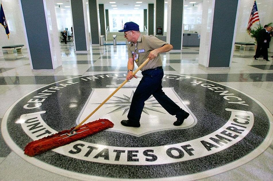 Чистосердечное признание ЦРУ