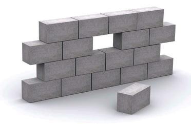 бетон ячеистый для пергородки