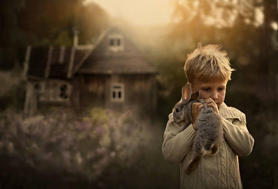 Потрясающие фотографии, которые вернут вам ностальгию по детству в деревне