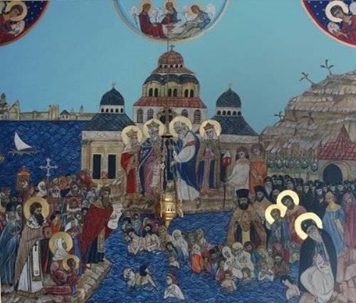 28 июля — День Крещения Руси рекомендации