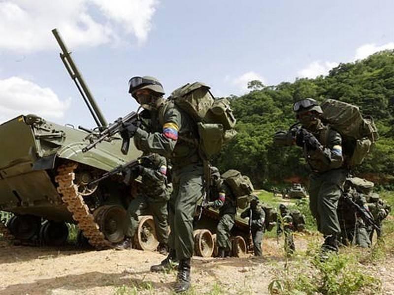 МИД РФ: Власти Венесуэлы не запрашивали военной помощи у России