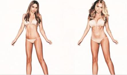 У мужчин и женщин разные понятия о красоте