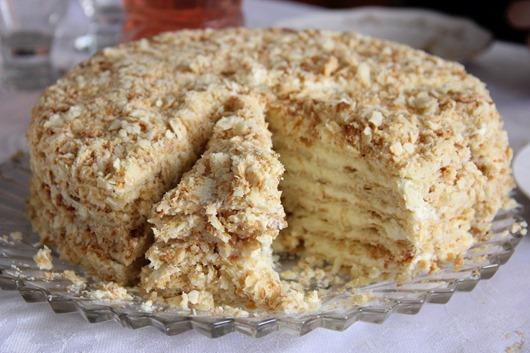 Простой, но необыкновенно вкусный ленивый тортик без выпечки