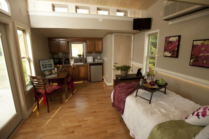 Проект домика для пожилых родителей, разработанный компанией N2Care.