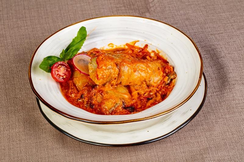 голубцы - рецепт горячего блюда