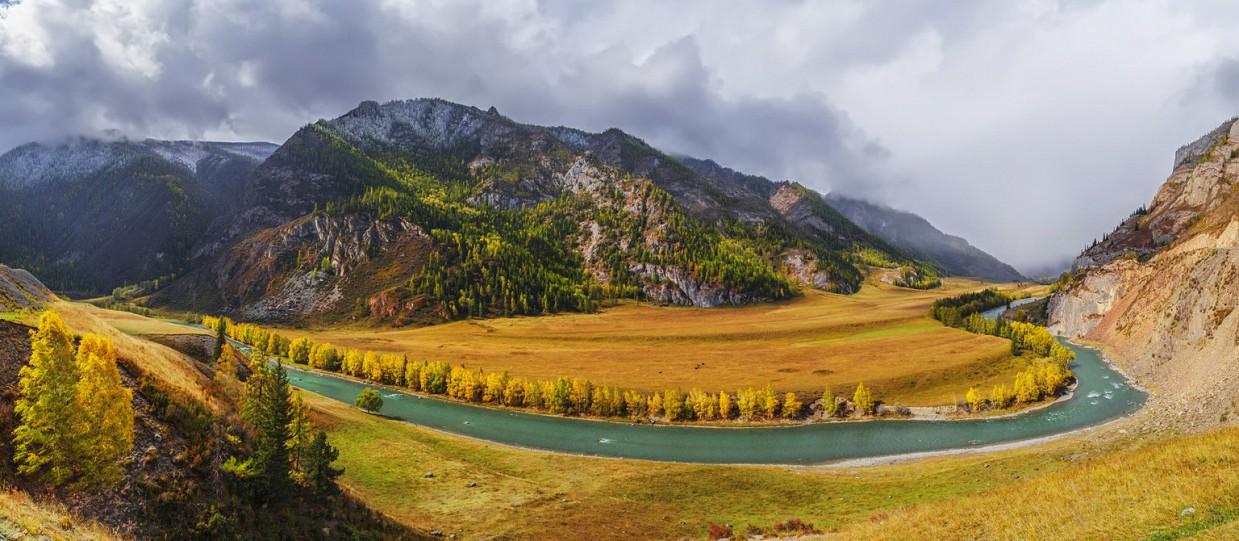 Reka Chuya krasota Altaya 7