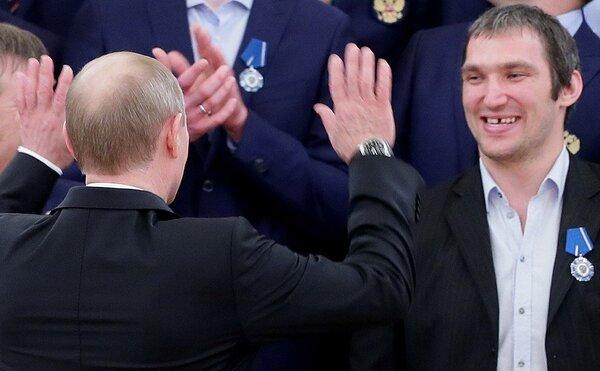 Вам – Путина, мне — Америку