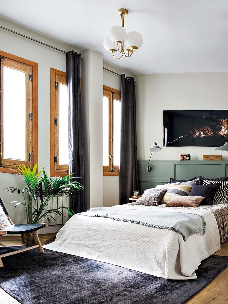Стильная квартира музыканта в Мадриде