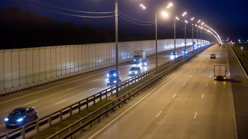 Платные дороги в России создают пробки