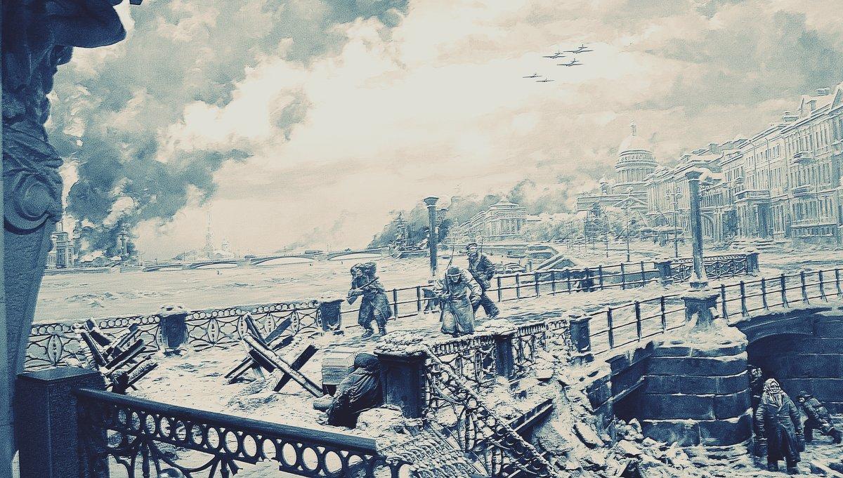Как «Радио Свобода» издевалось над блокадниками в День снятия блокады Ленинграда