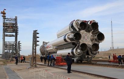 "Ракета-носитель ""Протон-М"" вывела на орбиту турецкий спутник"