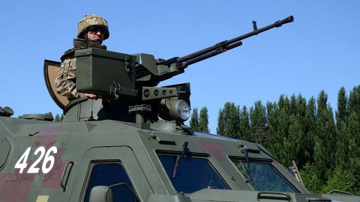 Киев подтвердил потерю бойцов ВСУ при попытке штурма позиций ЛНР