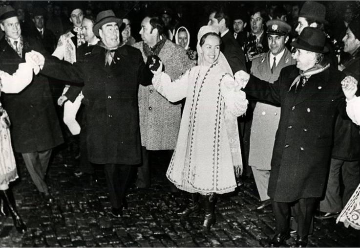 Оклеветанный Л.И.Брежнев 1970-е