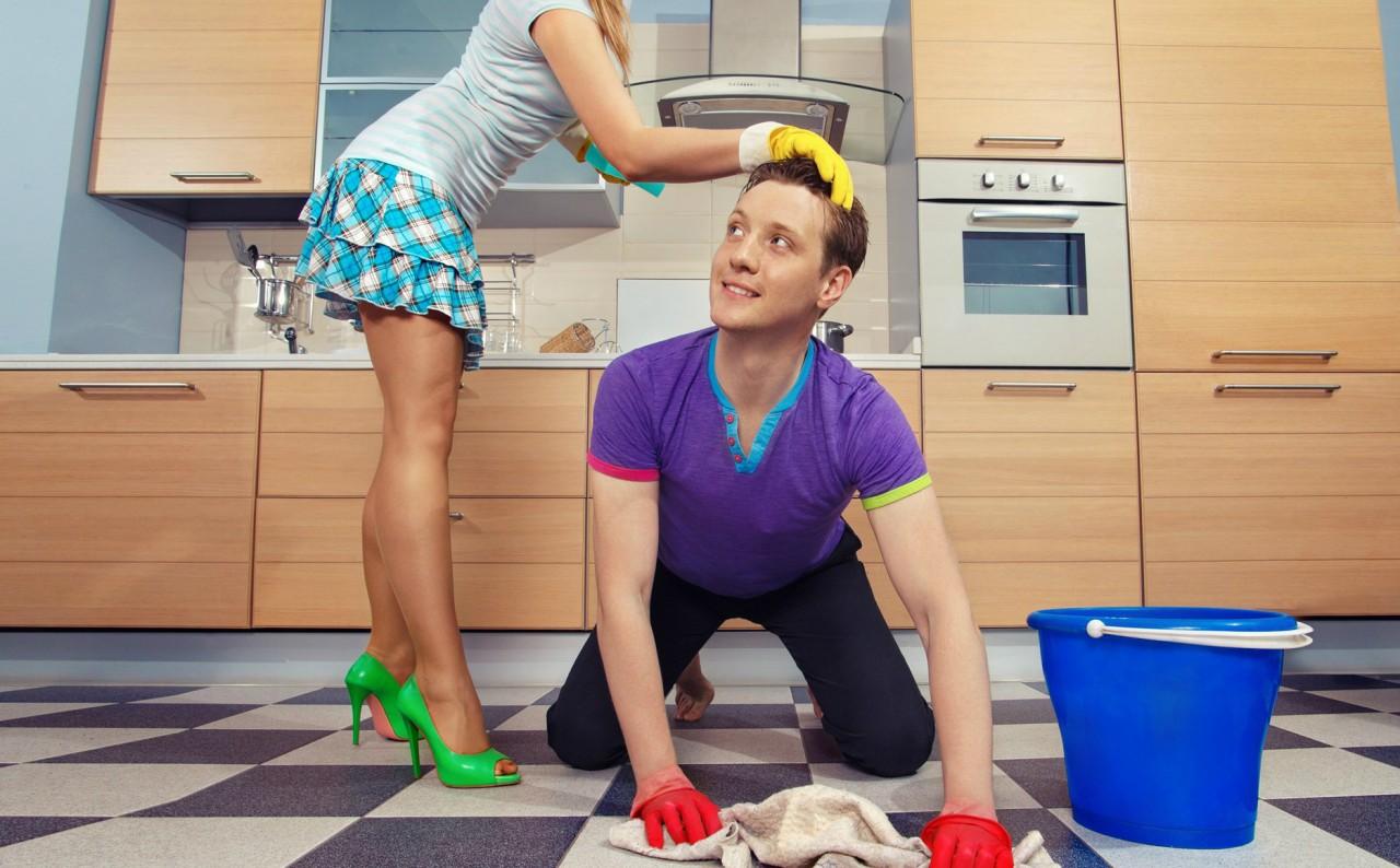трахал меня жена госпожа муж домохозяйка точно