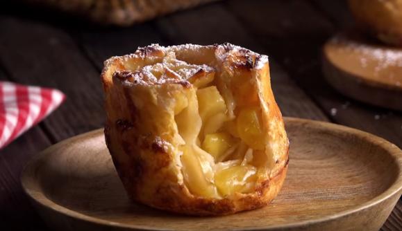 ДЕСЕРТНЫЙ ВИХРЬ. Оригинальный яблочный пирог