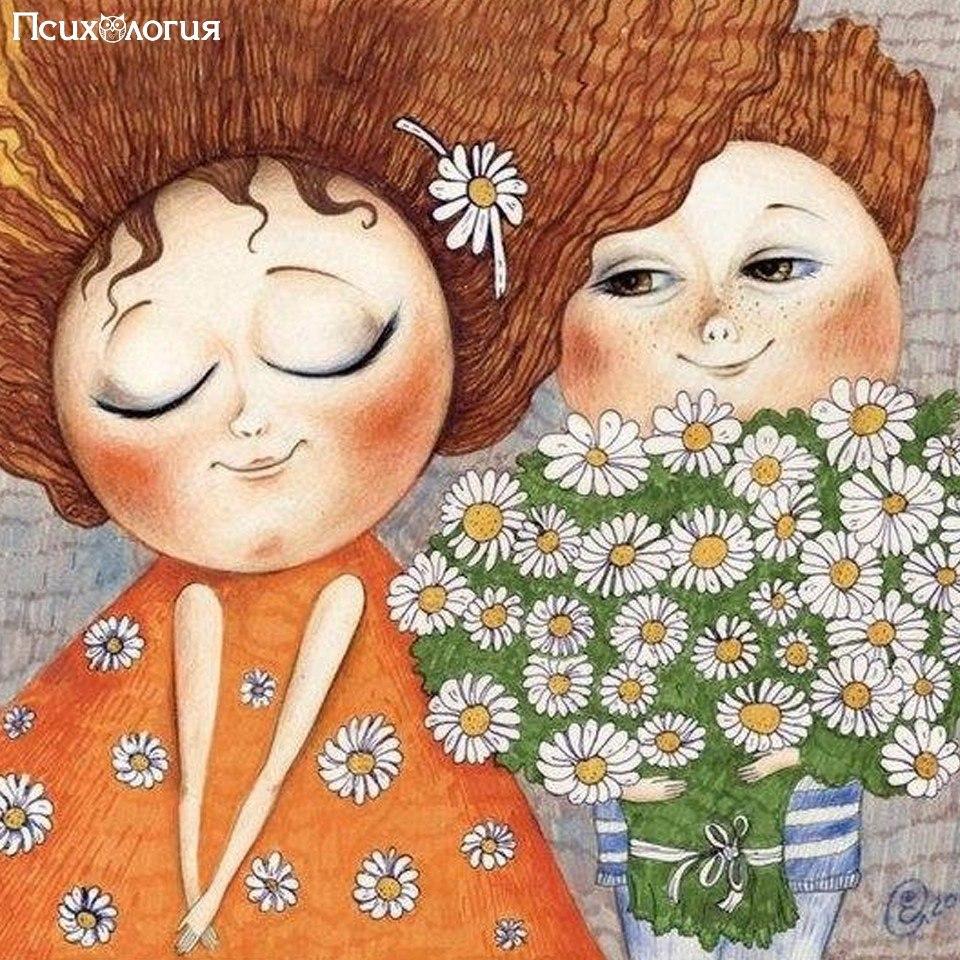 Анимационные сладких, открытки маленькие радости любовь