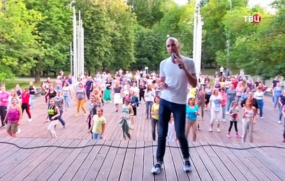 Папунаишвили показал свой любимый московский парк