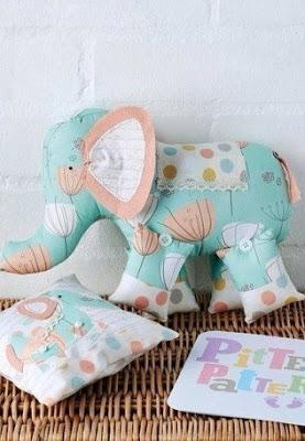 Слоники - забавные подушки-и…