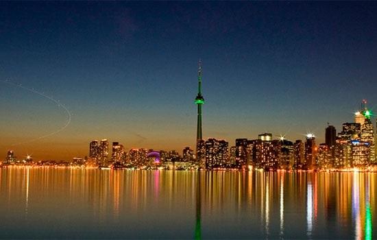 Торонто бьет туристические рекорды