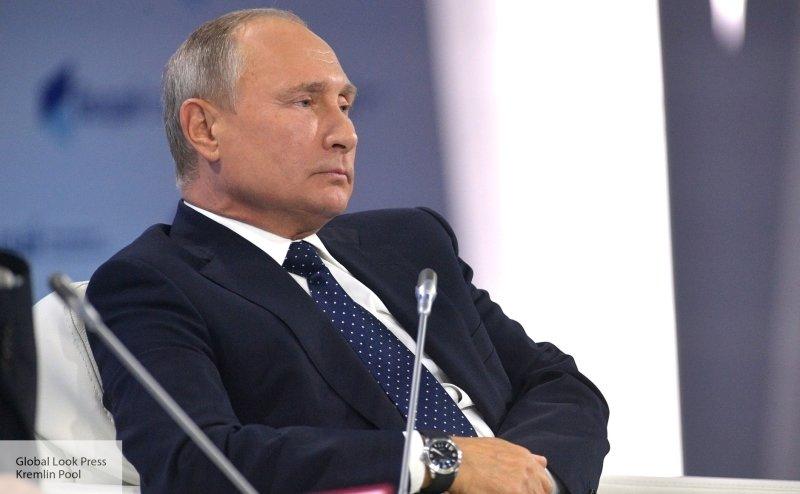 «Путин очень умный человек»:…