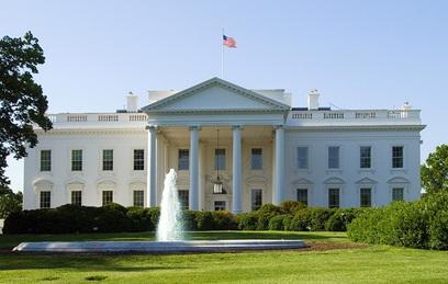 В США при попытке проникновения в Белый дом задержан мужчина