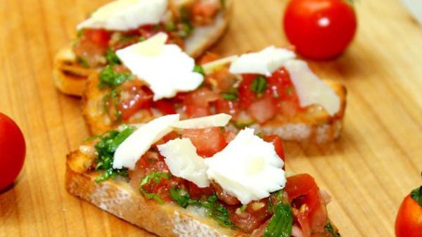 Итальянский завтрак: рецепт …