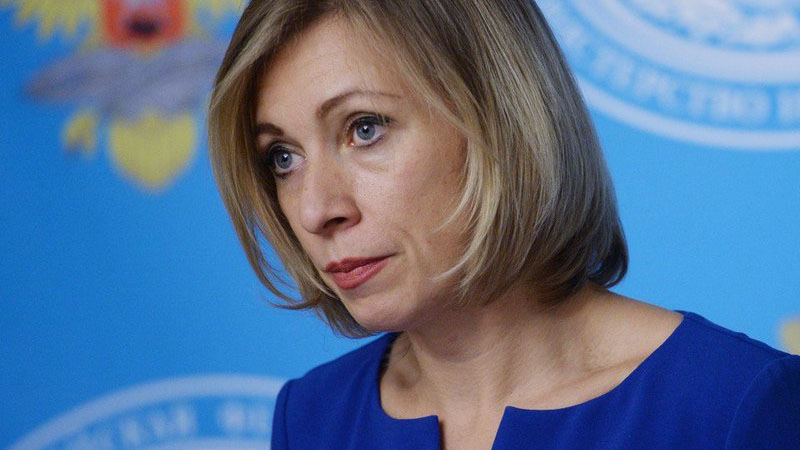 Захарова напомнила ЕС об ответных мерах на санкции
