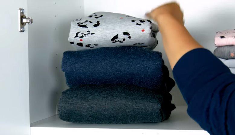 7 гениальных советов по складыванию одежды. Освобождаем место для жизни!