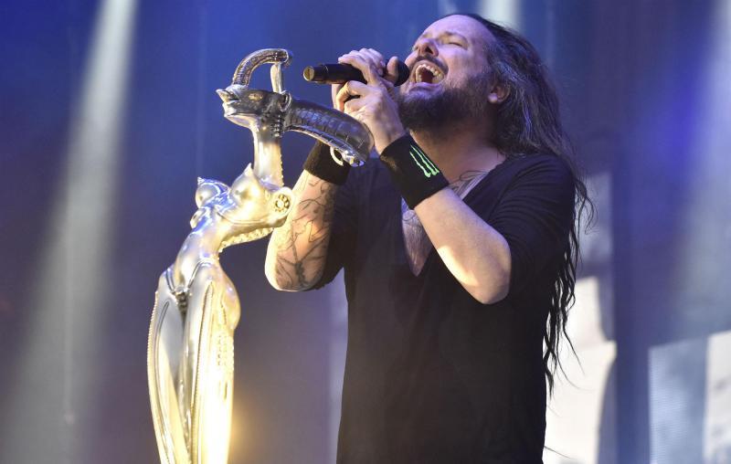 Вокалист Korn о своих любимых играх korn,знаменитости,игроки,Игры