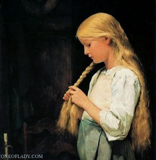 ПОСИДЕЛКИ. Волшебство кос