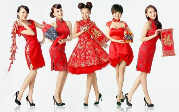 Китайский Новый год 2015: Ка…