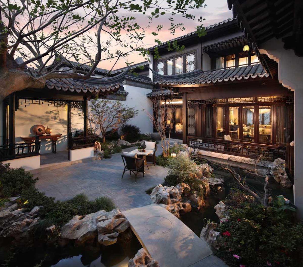 Самые дорогой китайский дом