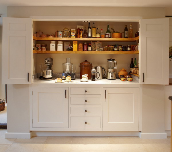 Кухонный шкаф своими руками - как осуществить мечту