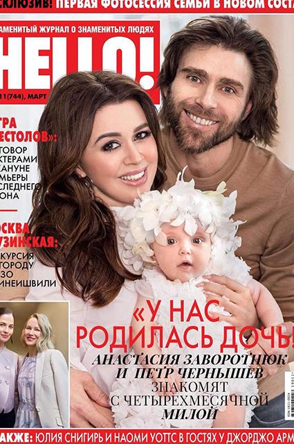 СМИ: у Анастасии Заворотнюк диагностирована злокачественная опухоль мозга Новости