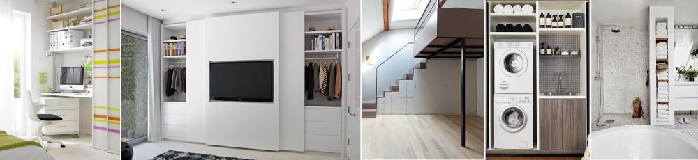 Место для встроенного шкафа: 7 вариантов - 16