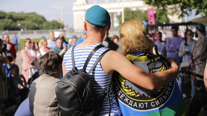 Традиции «голубых беретов»: как и почему в России появился День ВДВ Общество