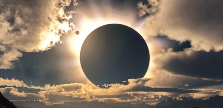 9 марта произойдет полное Солнечное затмение! Как вести себя во время затмений.