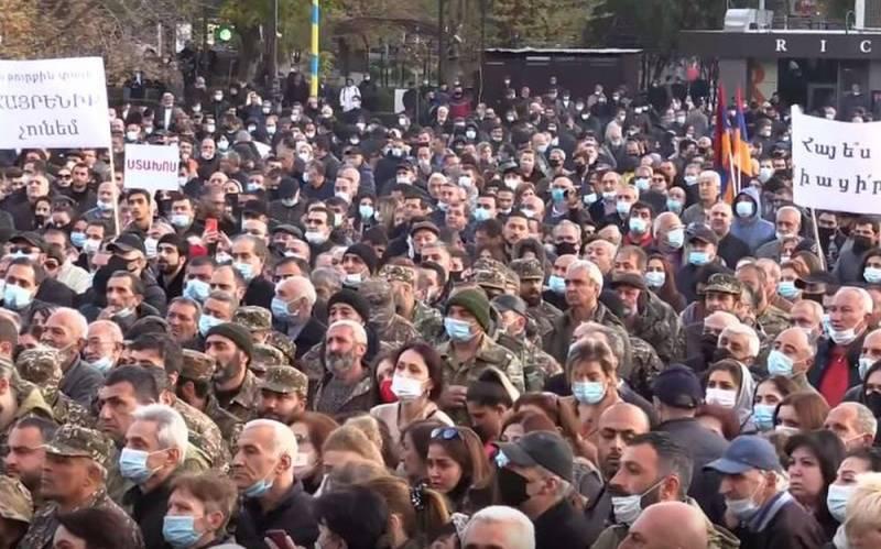 Французская пресса: В Армении уверены, что Пашинян – предатель Новости
