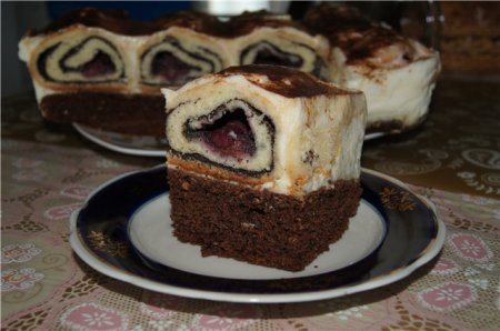 Рецепти випічки тортів з фото