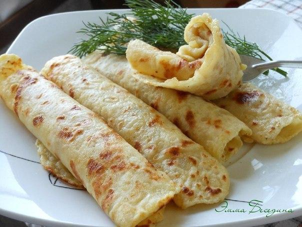 Норвежские картофельные лепе…