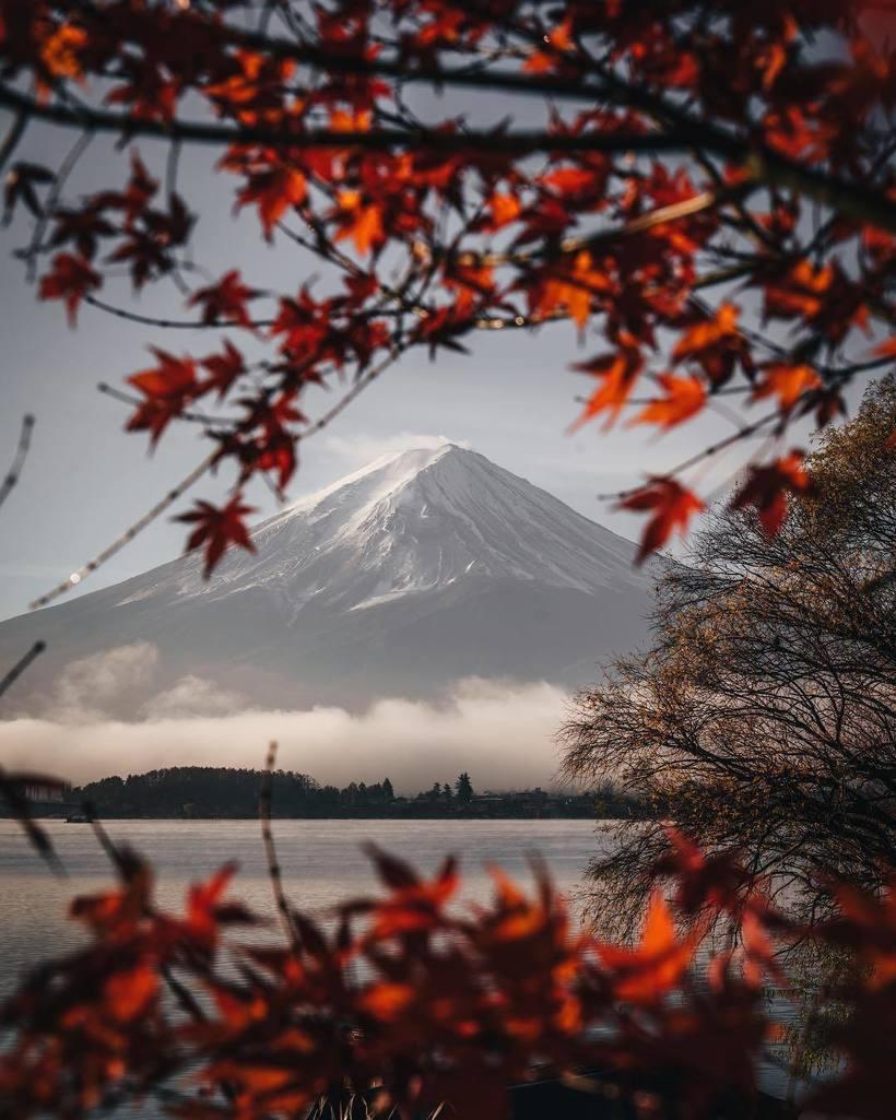 Фотограф запечатлел уникальную красоту Восточной Азии