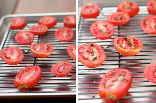 Как вялить помидоры