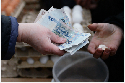 Россияне стали чаще брать и давать взятки