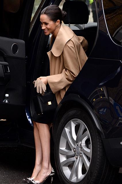 Меган Маркл назначили патроном четырех организаций: фото первого визита к подопечным монархии
