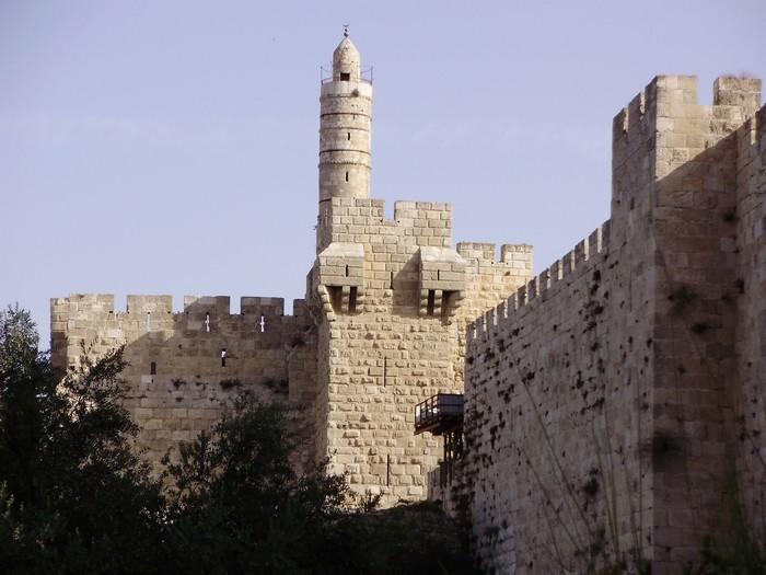 Музей Башня Давида в Иерусалиме